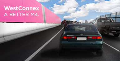 Sydney Motorways - Roads and Maritime Services