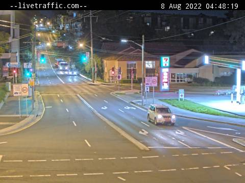 Webcam at Carlingford Road at Beecroft Road Epping