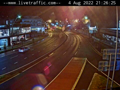 Webcam at Burnt Bridge Creek at Condamine Street Balgowlah