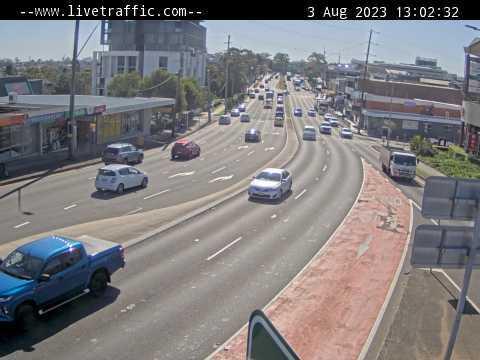 Cumberland Highway Carlingford, NSW