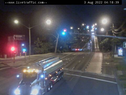Webcam at Epping Road at Centennial Avenue Lane Cove