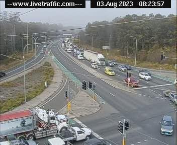 M1 Pacific Motorway, NSW