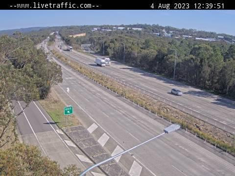 M1 Pacific Motorway Kariong