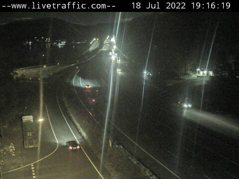 M1 Pacific Motorway Hawkesbury River, NSW