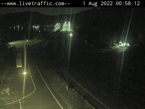 M1 Pacific Motorway Hawkesbury River, NSW