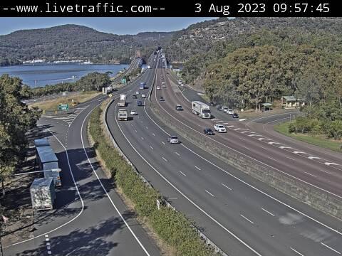 M1 Pacific Motorway Hawkesbury River