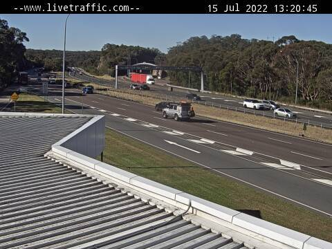 M1 Pacific Motorway Mount White, NSW