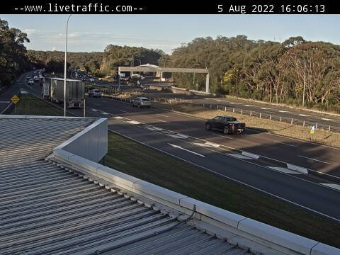 M1 Pacific Motorway Mount White, NSW