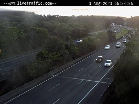 M1 Pacific Motorway Ourimbah