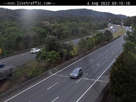M1 Pacific Motorway Ourimbah, NSW