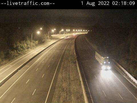 M1 at Sparks Rd Jilliby