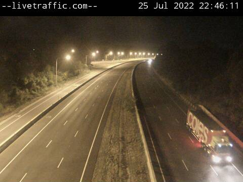 M1 Pacific Motorway, NSW