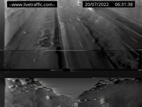 M1 Pacific Motorway Wahroonga, NSW