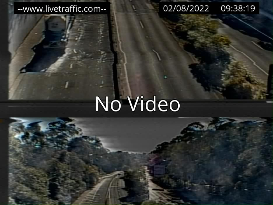 M1 Pacific Motorway Wahroonga, NSW (North), NSW
