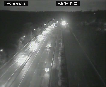 M1 Pacific Motorway Cowan, NSW
