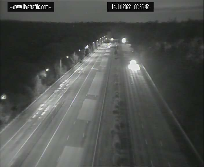 M1 Pacific Motorway Cowan, NSW