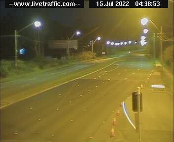 Webcam at Princes Highway at Heathcote Heathcote
