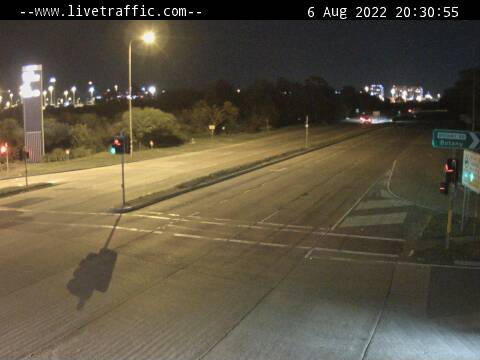 Webcam at Foreshore Road at Botany Road Banksmeadow