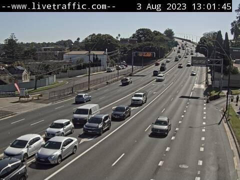 Gladesville Bridge, NSW