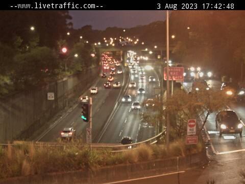 Gore Hill Freeway, NSW