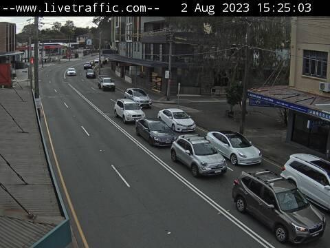 Hume Highway Croydon, NSW