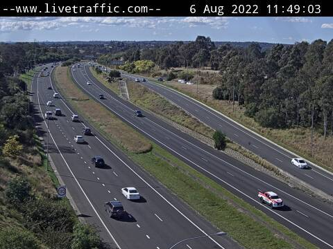 Hume Motorway Currans Hill