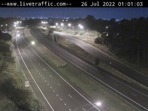 Hume Motorway Currans Hill, NSW