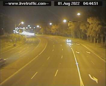 Webcam at Hume Highway and Cumberland Highway Liverpool