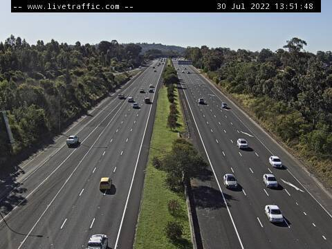 Hume Motorway Raby, NSW (North), NSW
