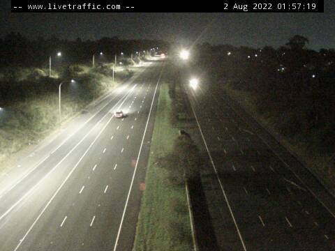 Hume Motorway Raby, NSW