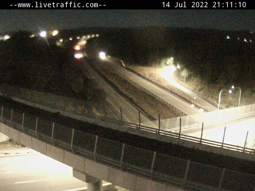 M1 Newcastle Interchange