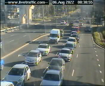 Webcam at James Ruse Drive at Grand Avenue Rosehill