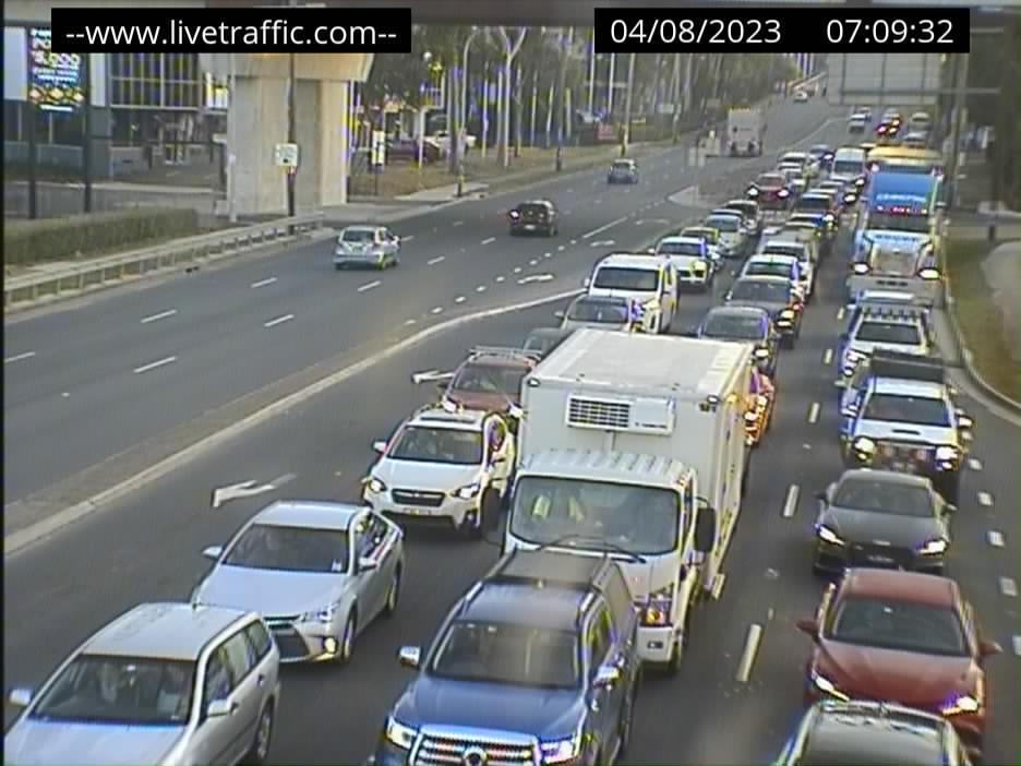 James Ruse Drive, NSW (North), NSW