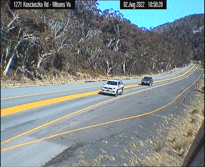 Kosciuszko Rd at Wilsons Valley