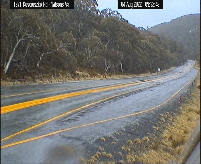 Kosciuszko Road (Wilson's Valley)