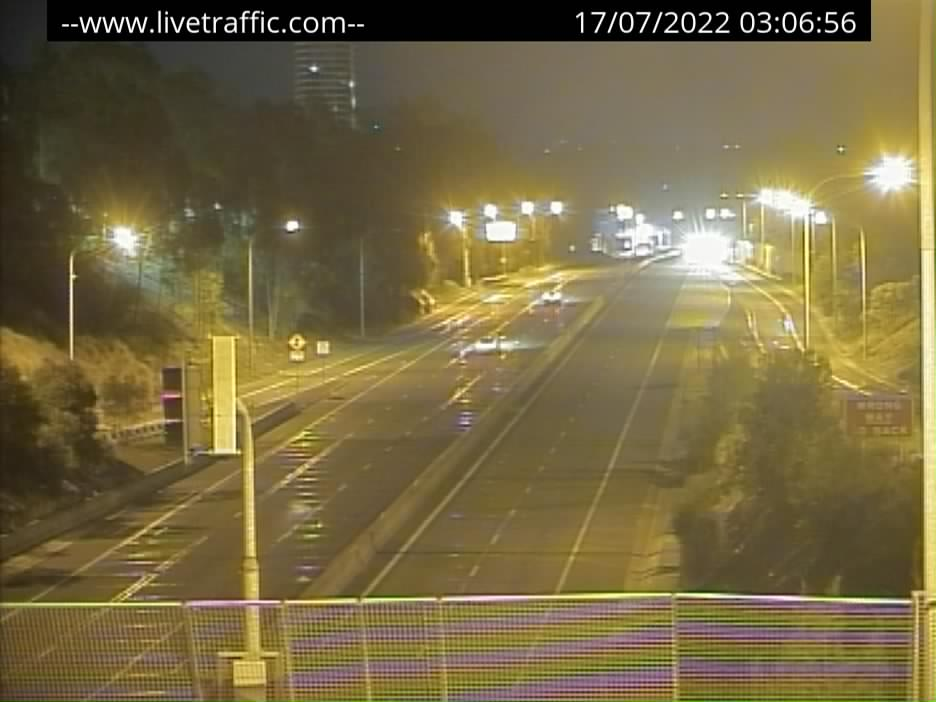 Traffic camera - M2 (Ryde)