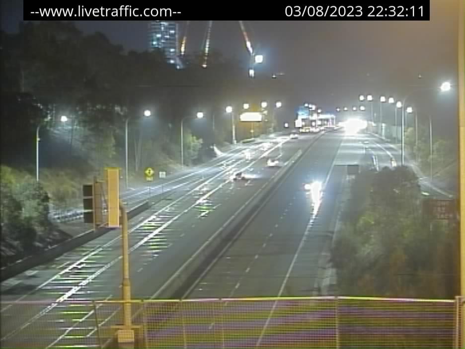 M2 Ryde, NSW
