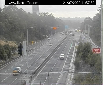 M2 Ryde, NSW (West), NSW