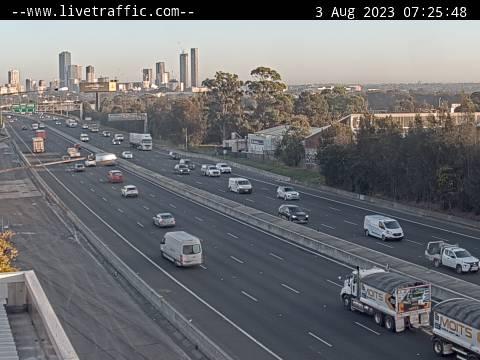 M4 Western Motorway, NSW (West), NSW