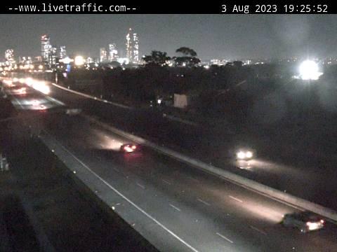 M4 Western Motorway Auburn, NSW