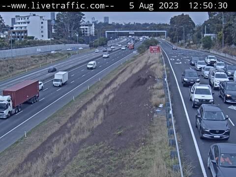 M4 Western Motorway