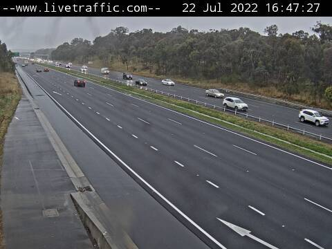 M4 Western Motorway Eastern Creek, NSW