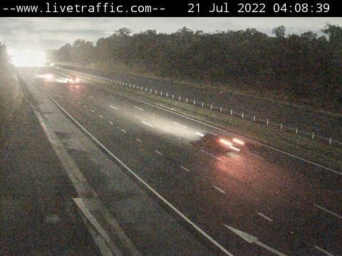 M4 Western Motorway Eastern Creek, NSW