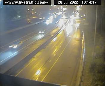 M4 Western Motorway Olympic Park, NSW (East), NSW