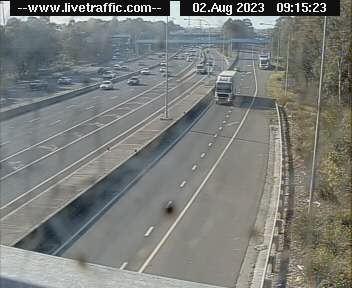 M4 Western Motorway Olympic Park