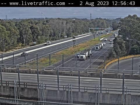 M4 Western Motorway St Clair, NSW