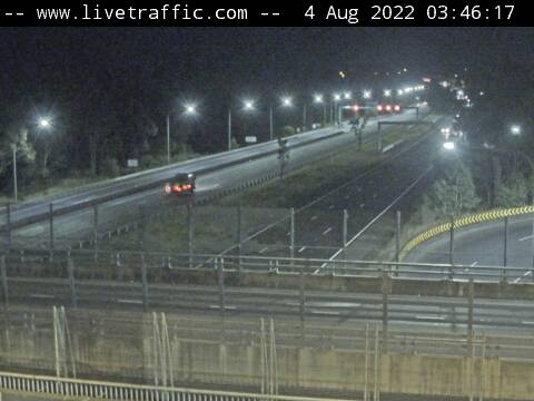 M4 Western Motorway St Clair, NSW