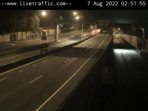 Webcam at M5 at Kingsgrove Road Kingsgrove
