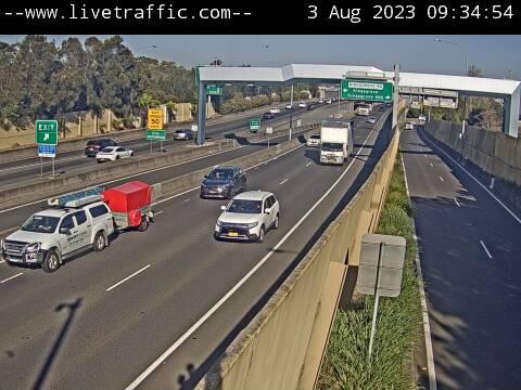 M5 Motorway Kinsgrove, NSW