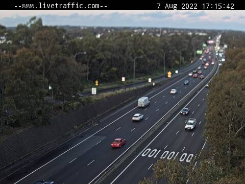M5 Motorway Liverpool, NSW
